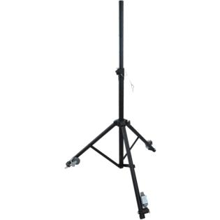 Speaker stand with wheels
