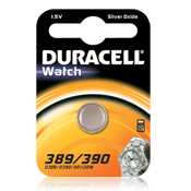 Duracell 389 SR54 Silver Oxide Battery