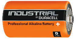 Duracell Industrial - LR20 - D-size - 10 pack