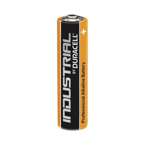 20 Piles Micro AAA 1.5V LR03 Duracell Industrial