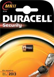 Batteria MN11 Duracell Security
