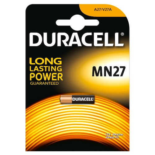 Batteria MN27 Duracell Security