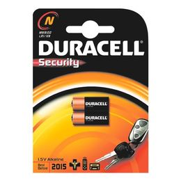 Pile N Duracell Security Blister x 2