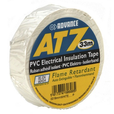 AT7 Nastro Isolante PVC 19mm x 33m