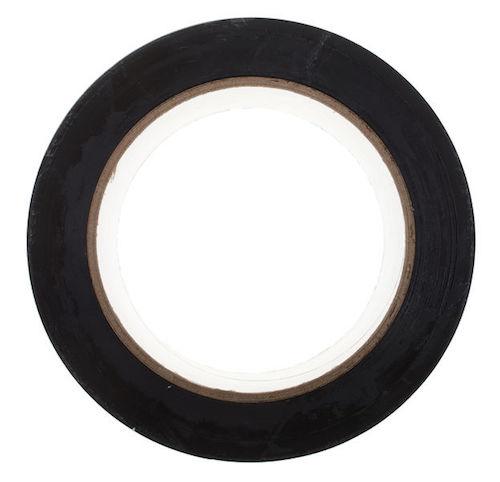 Nastro adesivo Nero per tappeti da ballo 50mm x 33m [G390BK] - 4,10 € : ALTEA