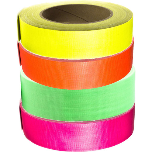 Gaffer Tape Fluorescente 38mm x 25m