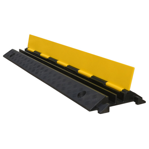 Cable Protector 2-channels 30mm