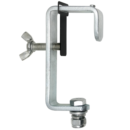 Steel Hook Clamp with Screw & Nut